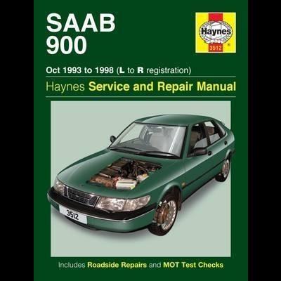 Saab 900 1993-98
