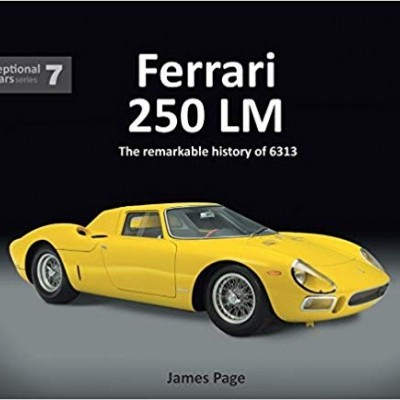 Ferrari 250 LM: The remarkable history of 6313