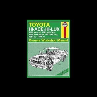 Toyota Hi-Ace & Hi Lux 1969-83