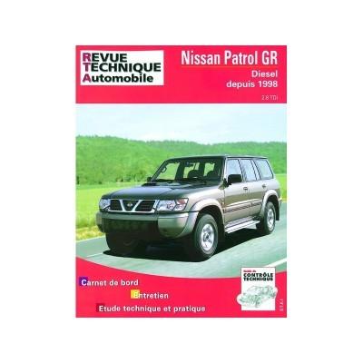 Nissan Patrol GR desde 1998 (RTATAP376)