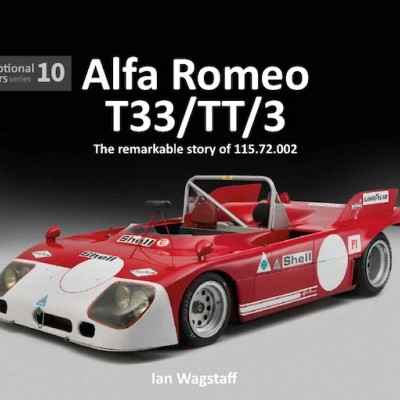Alfa Romeo T33/T/3: The Remarkable history of 115.72.002