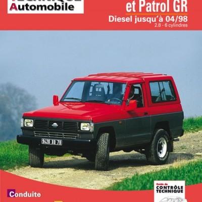 Nissan Patrol /GR D 6 cil 2.8 1981-98 (RTA541)
