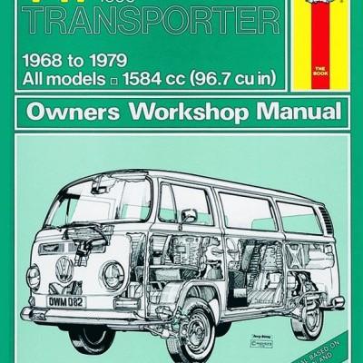 Volkswagen Transporter 1600 1968-79