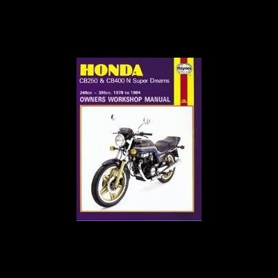 Honda CB 250 & CB400N Super Dreams 1978-84