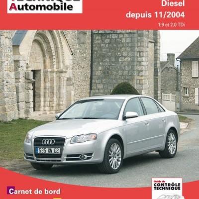 Audi A4 Diesel 11/2004 (RTA695)