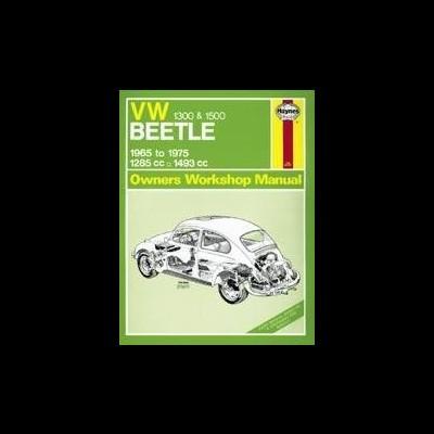 Volkswagen Beetle 1300 & 1500 1965-75