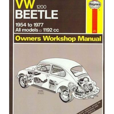 Volkswagen Beetle 1200 1954-77