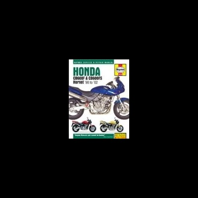 Honda CB600F Hornet 1998-2002
