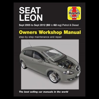 Seat Leon Petrol 2005-12