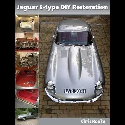 Jaguar E-Type: DIY Restoration & Maintenance