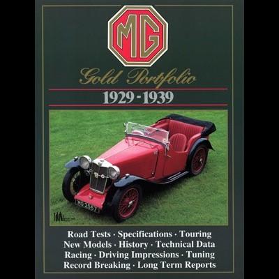 MG Gold Portfolio 1929-39