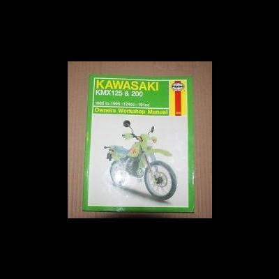 Kawasaki KMX 125-200 1986-96