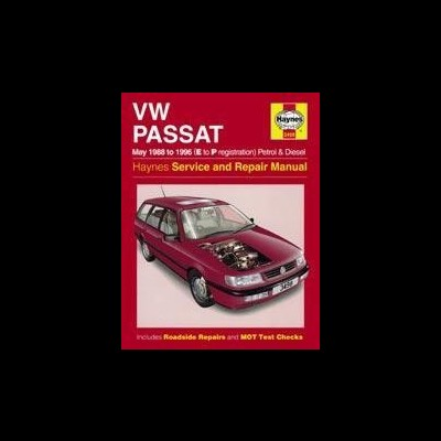 Volkswagen Passat Petrol/Diesel 1988-96