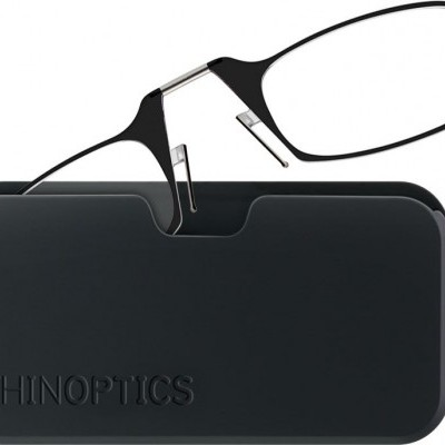 ThinOptics / Oculos + Estojo preto