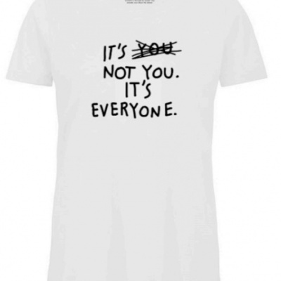 It´s not you