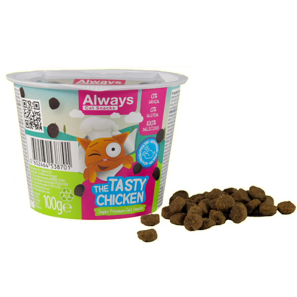 Always Cat Snacks 100 g