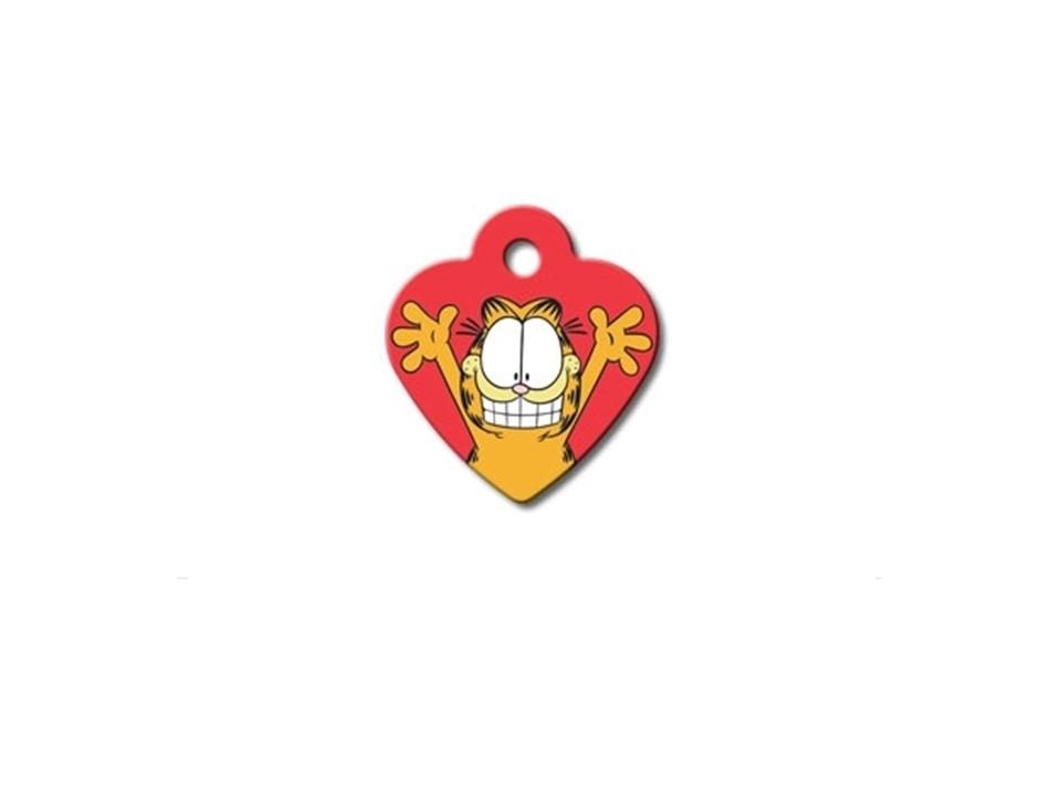 Coração Garfield