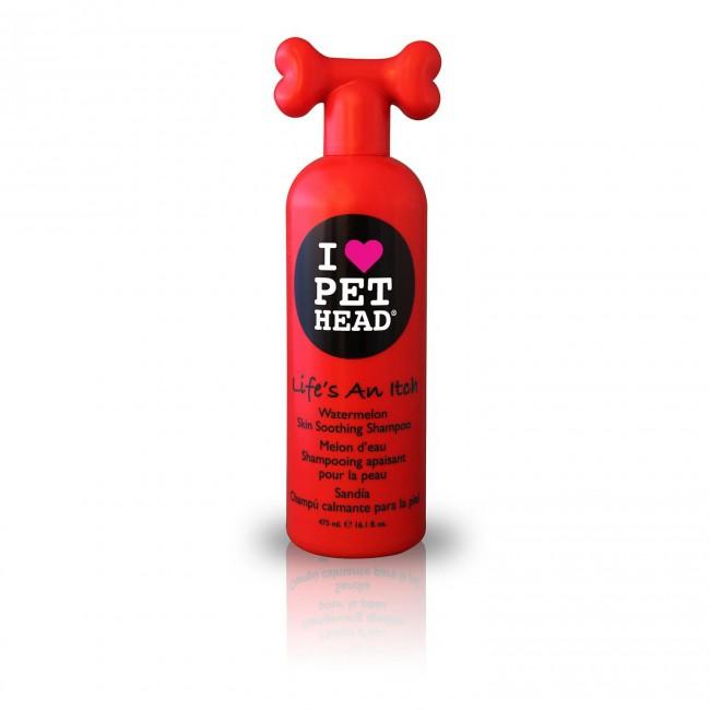 PET HEAD Lifes An Itch Shampoo 475ml