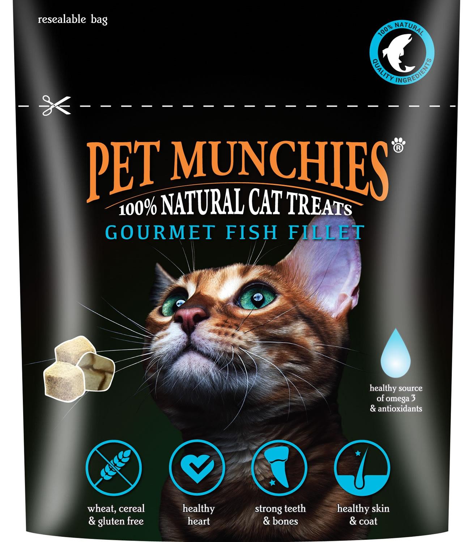 Pet Munchies Gourmet Fish Fillet 10 g
