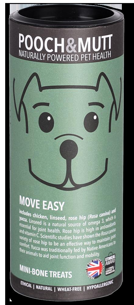 Tubo Snacks MOVE EASY (ARTICULAÇÕES & MOBILIDADE) 125 g