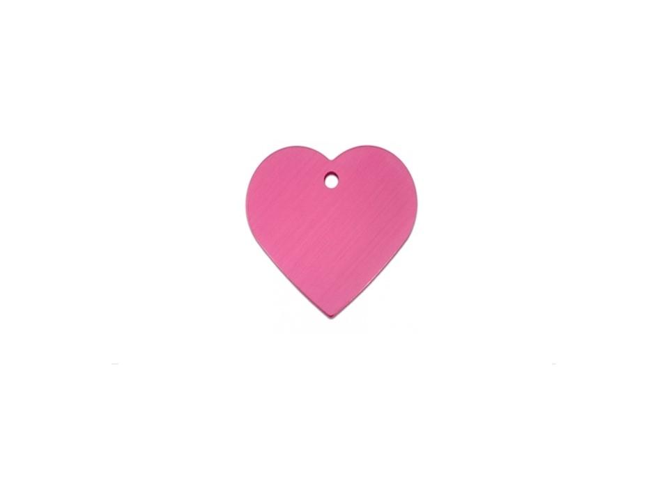Coração Rosa