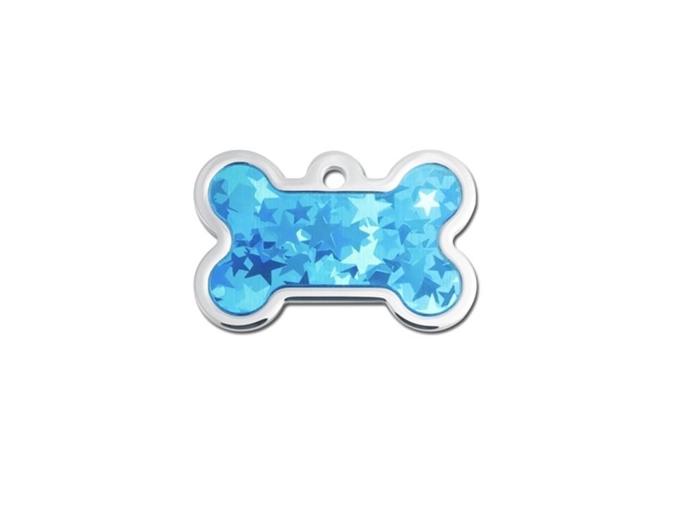 Osso Holograma Azul