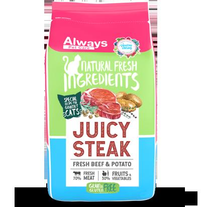 JUICY STEAK 2 KG