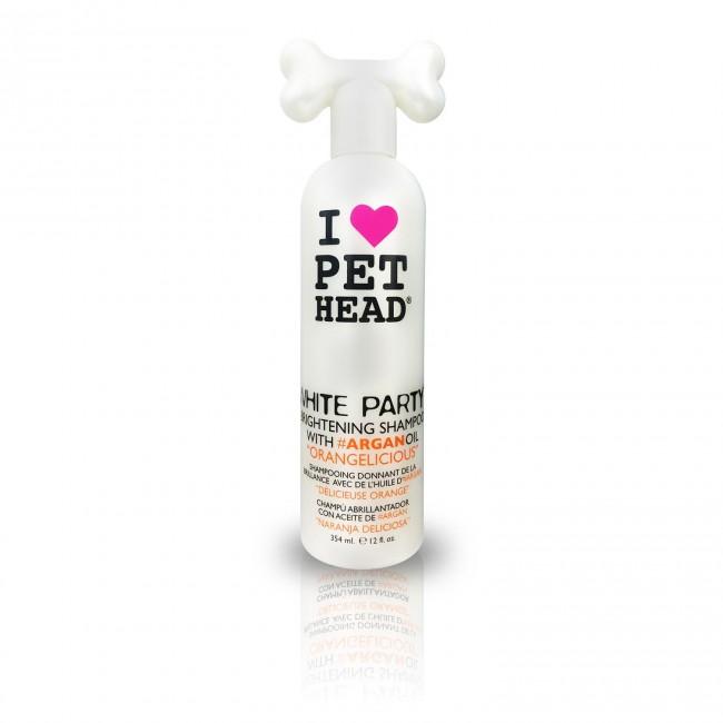 PET HEAD White Party Shampoo 354 ml