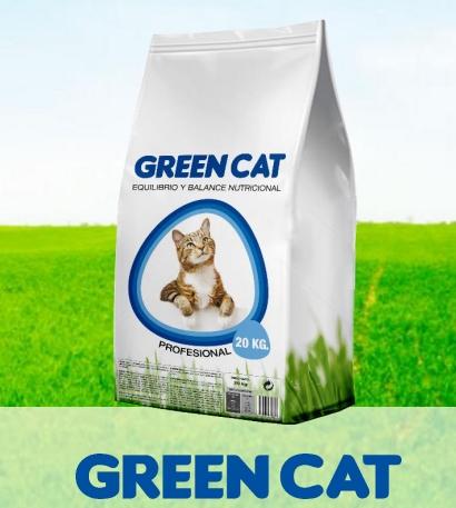 Green Cat 20 Kg