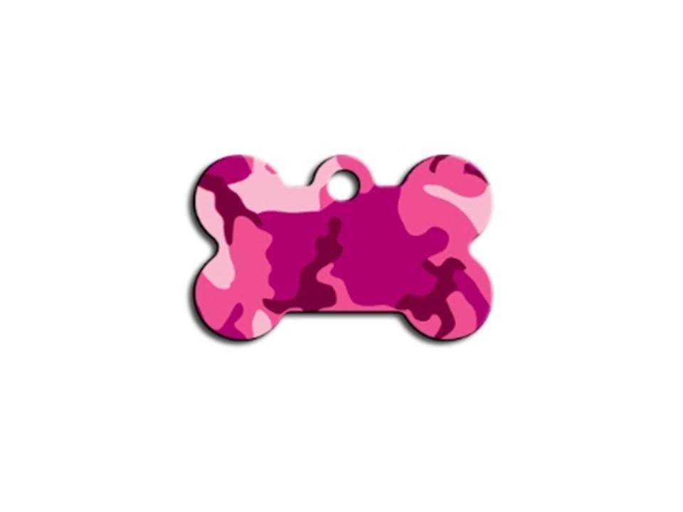 Osso Camuflado Rosa