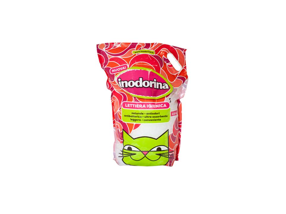 Inodorina Magique Litter Silica   Lavanda   2,5 Kg