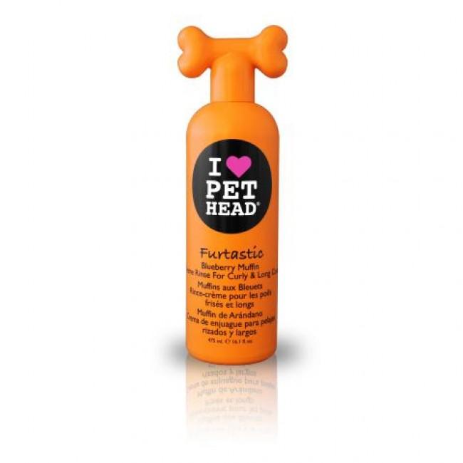 PET HEAD Furtastic Creme Rinse-condicionador 475 ml
