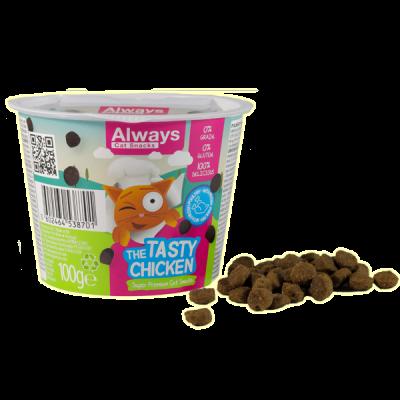Always Cat Snacks 100 g