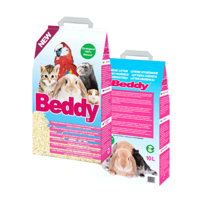 Beddy | Pellets madeira | 10 L
