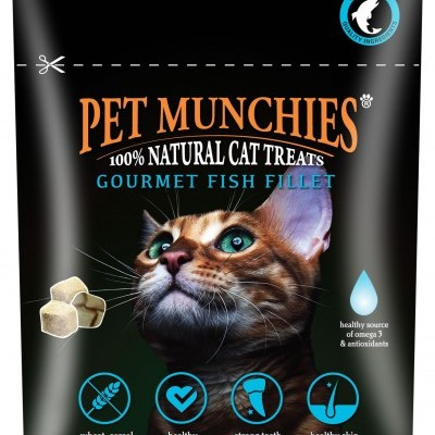 Pet Munchies Gourmet Fish Fillet 10 g