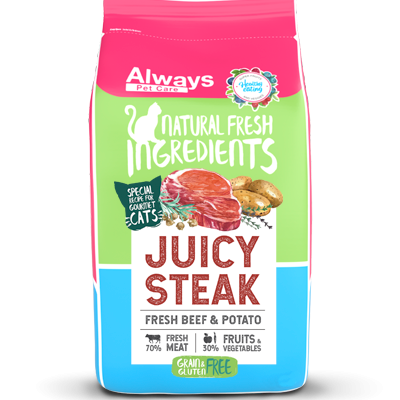 JUICY STEAK 2 KG