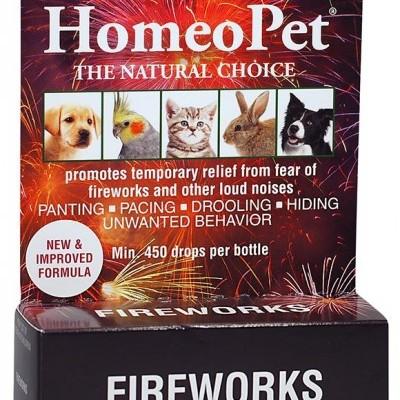 Fogos de Artifício HomeoPet - 15 ml