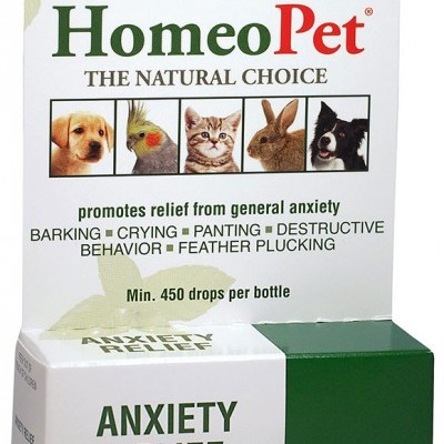 HomeoPet Alívio da Ansiedade - 15 ml