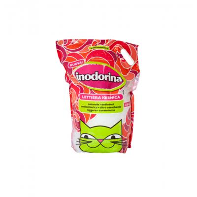 Inodorina Magique Litter Silica | Lavanda | 2,5 Kg