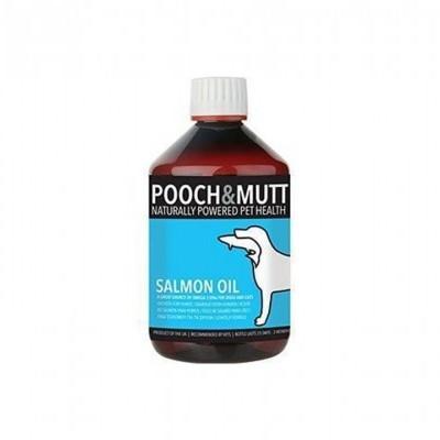 Óleo de Salmão (captura selvagem) 500 ml