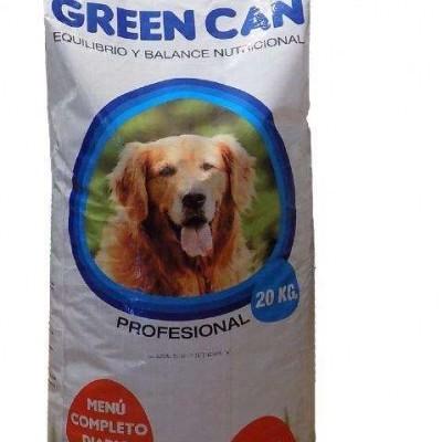 Green Can Manutenção 20 Kg