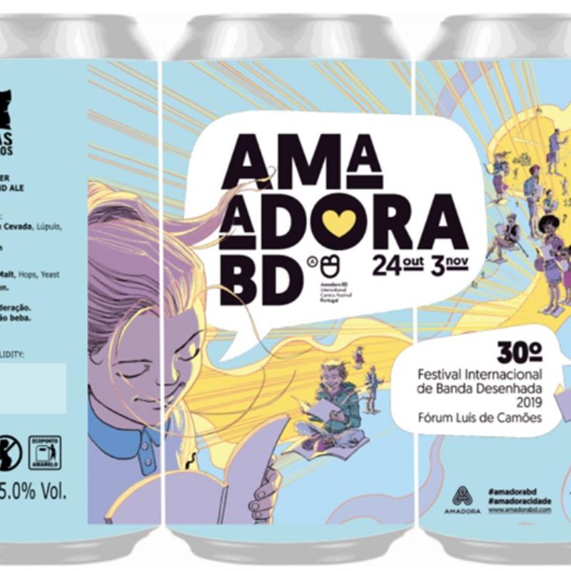 Piratas Blonde Ale - Edição Especial Amadora BD