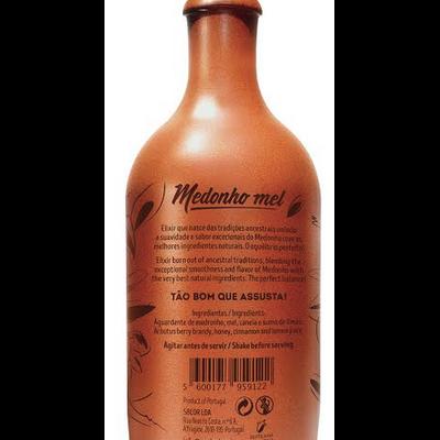 MEDONHO MEL - LICOR DE MEDRONHO E MEL