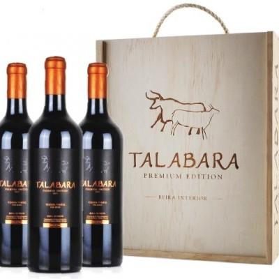 3 x Talabara Premium Edition Tinto 2011
