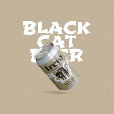 Trevo Black Cat