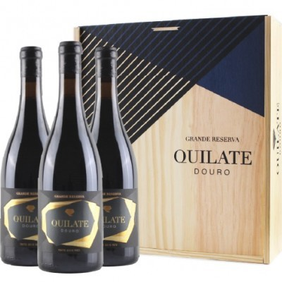 3 x Quilate Grande Reserva Tinto 2015