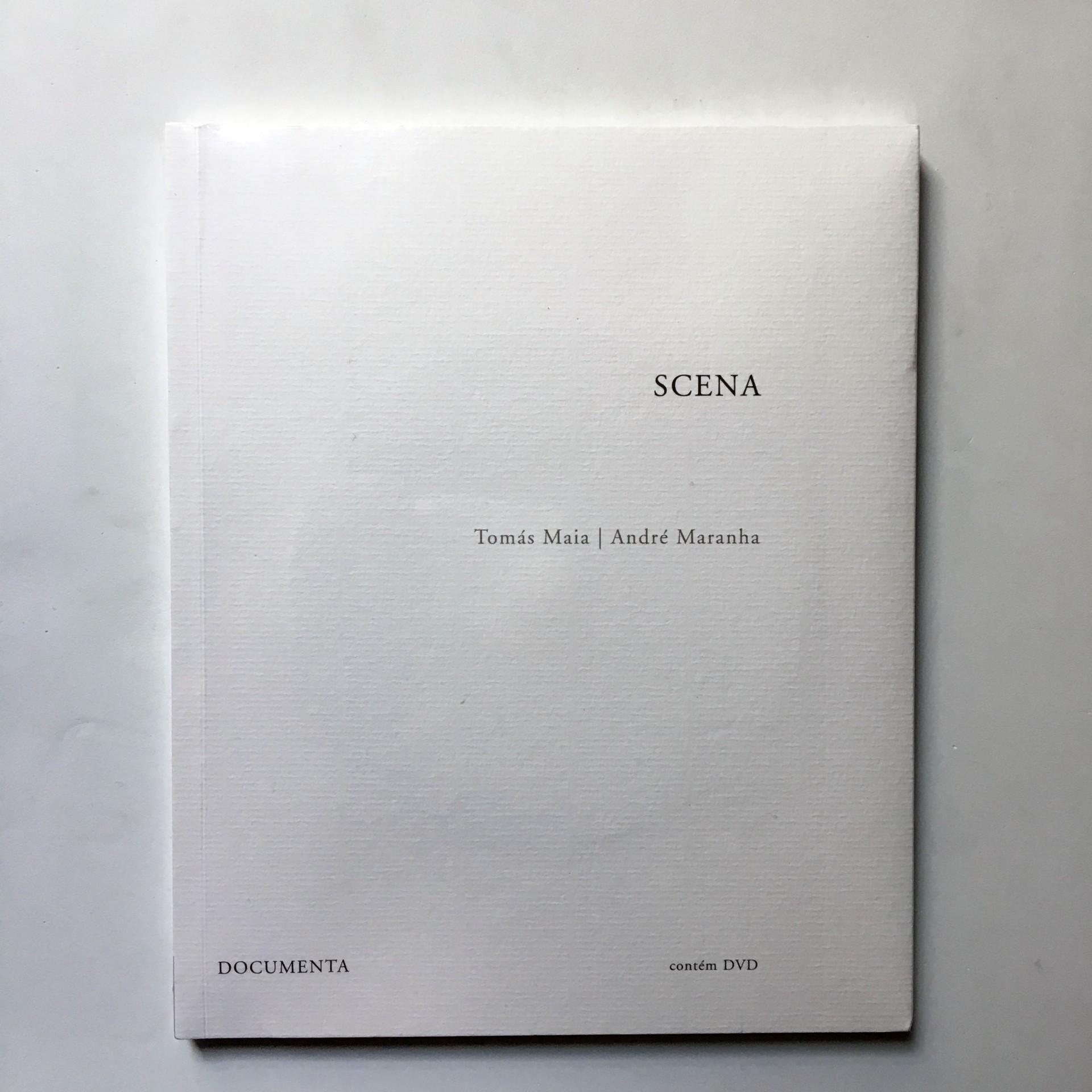 Scena (livro + DVD)