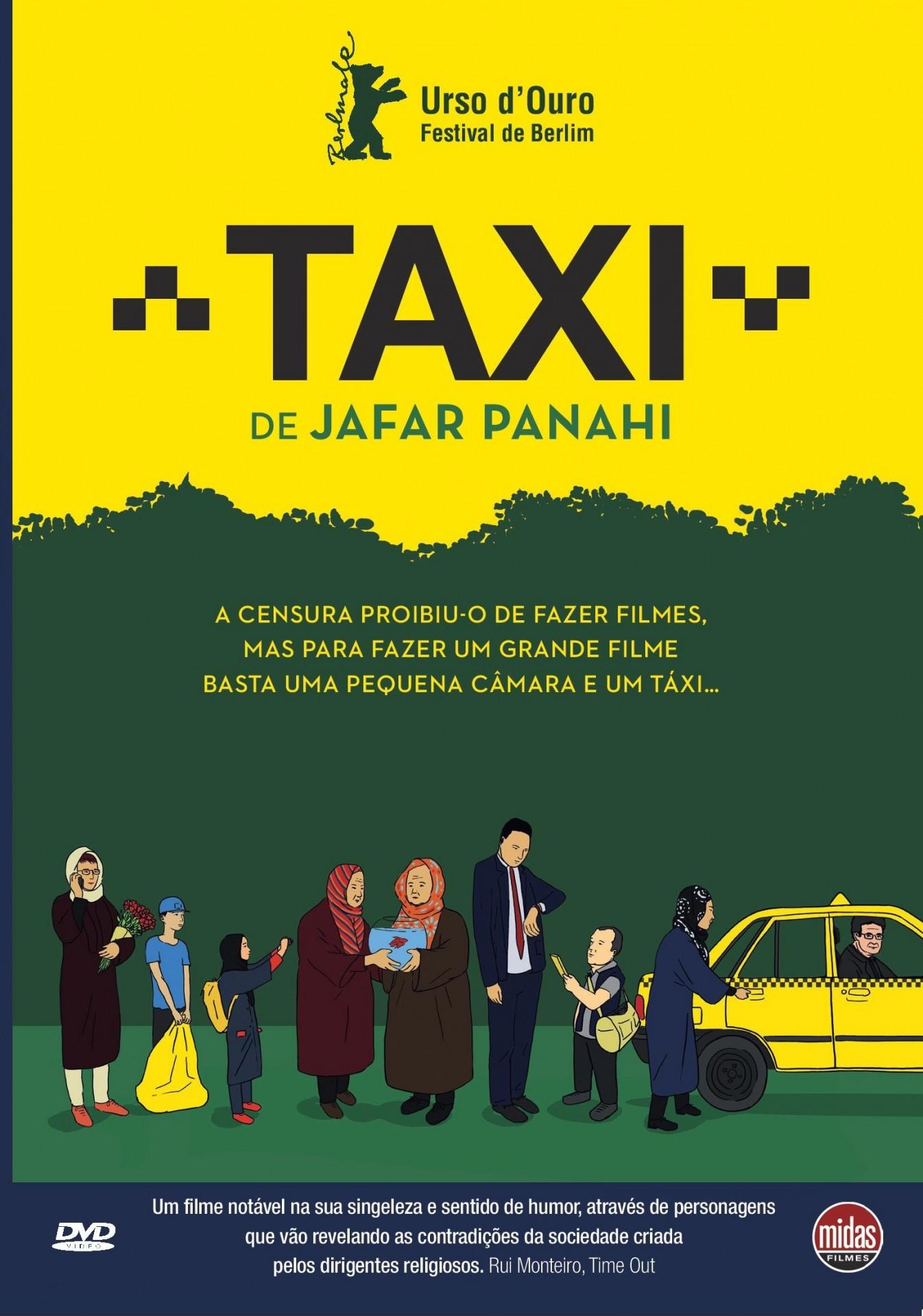 Taxi de Jafar Panahi