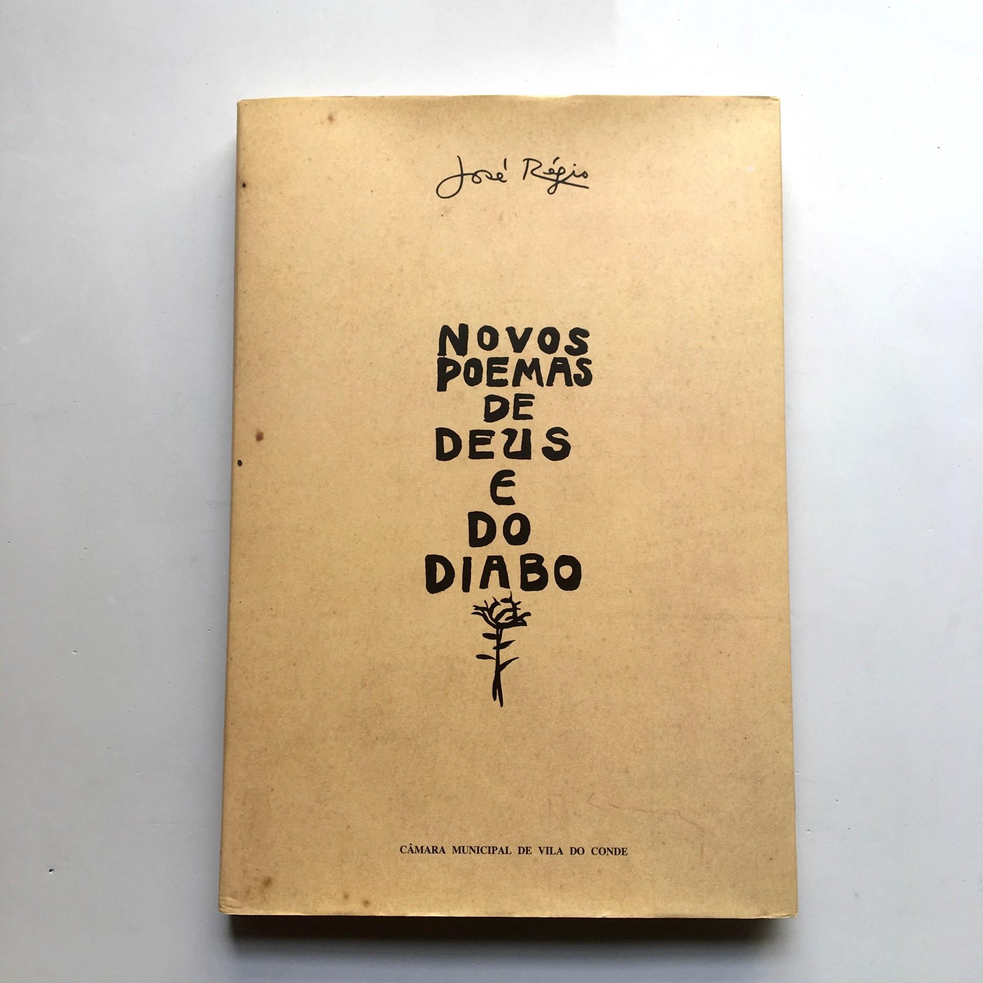 Novos Poemas de Deus e do Diabo