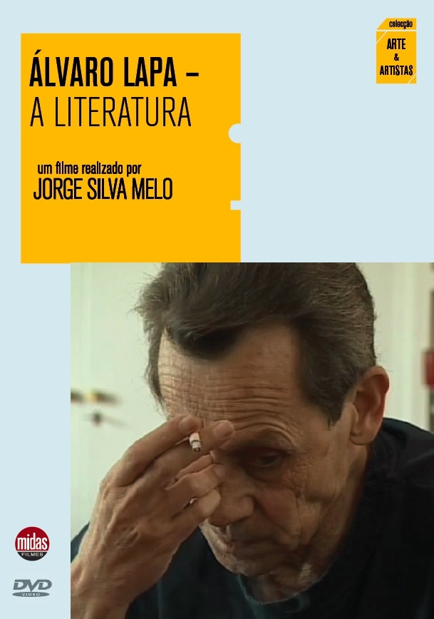 Álvaro Lapa: a literatura